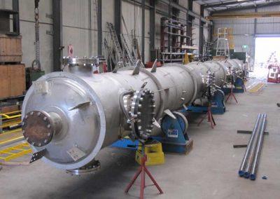 Stack-pressure-vessels